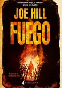 Fuego, de Joe Hill